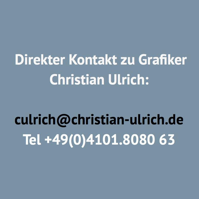 Kontakt zu Grafiker Christian Ulrich